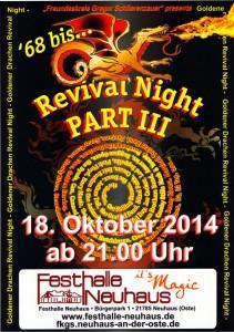 Goldener Drache Revival Night Part III c