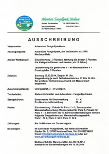1th offene Neuhäuser Adventure-Golf Teammeisterschaf  a1