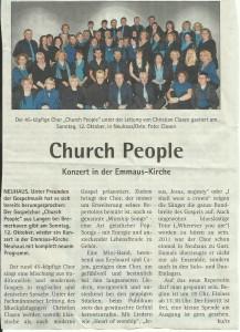 Church - People