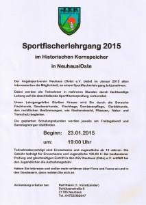 Sportfischer 2015 B