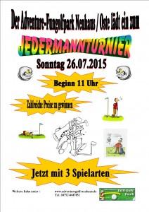 Jedermannturnier 2015