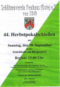 44 Herbstpokal 2016